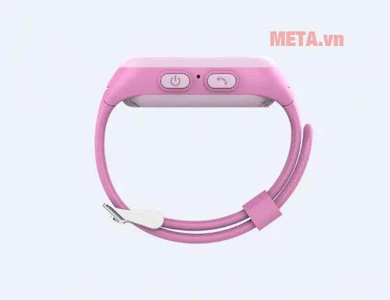 Thiết kế dây đồng hồ mềm dẻo không kích ứng tay