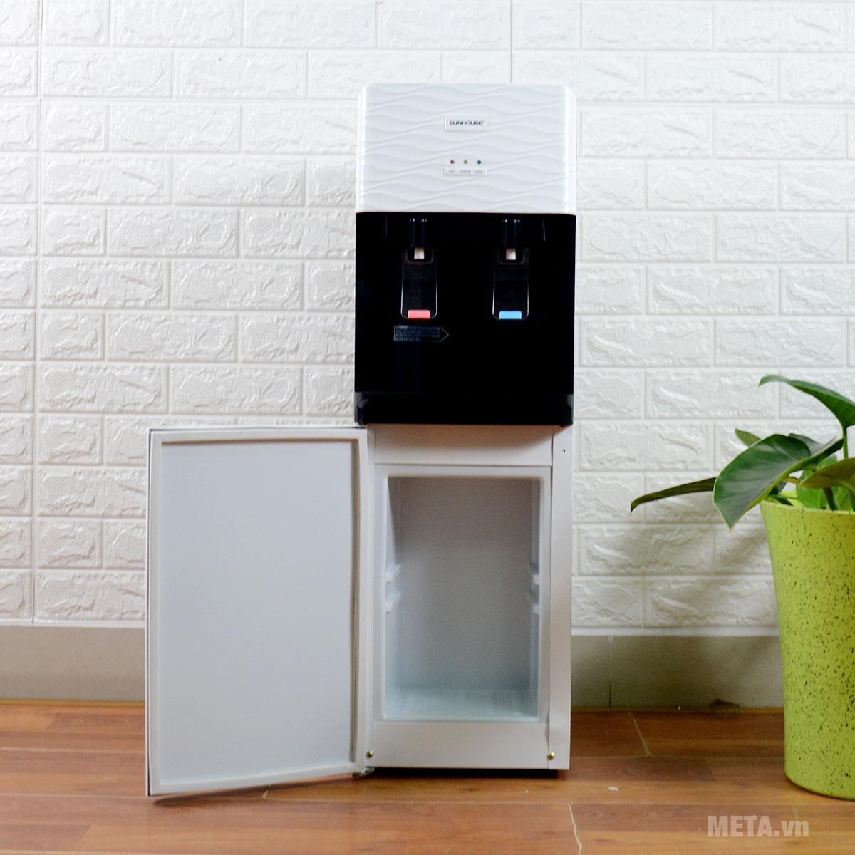 Cây nước làm lạnh bằng công nghệ block