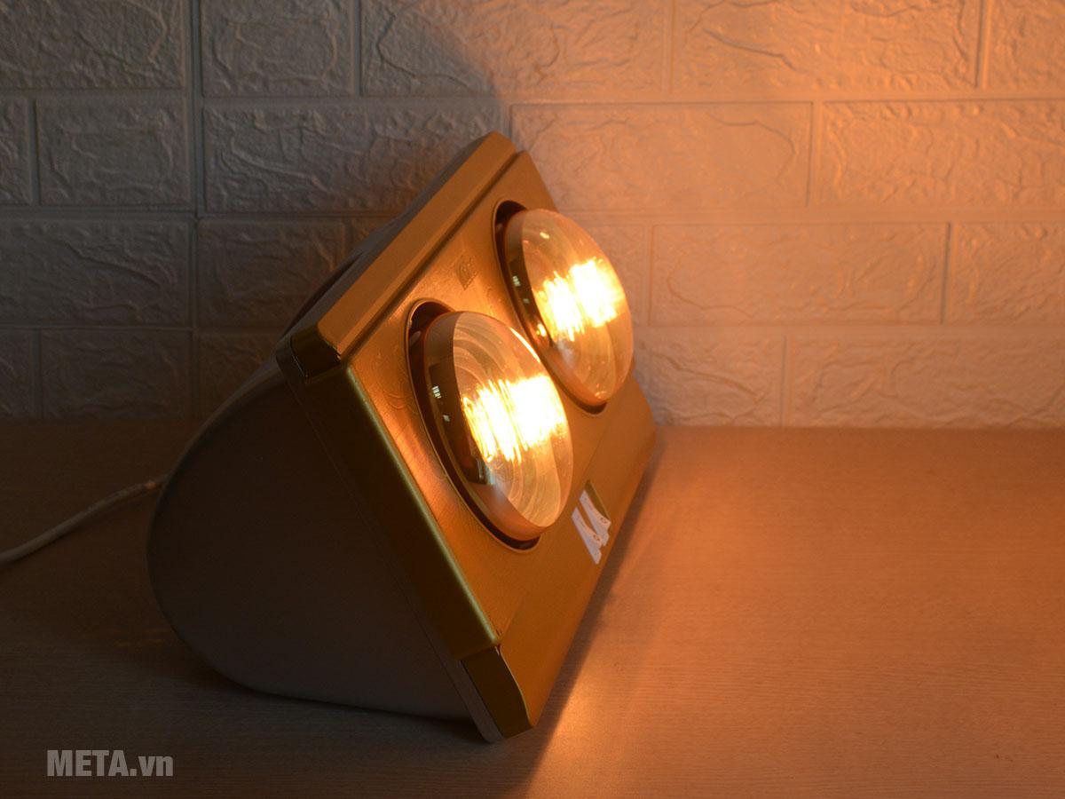 Đèn sưởi nhà tắm Braun