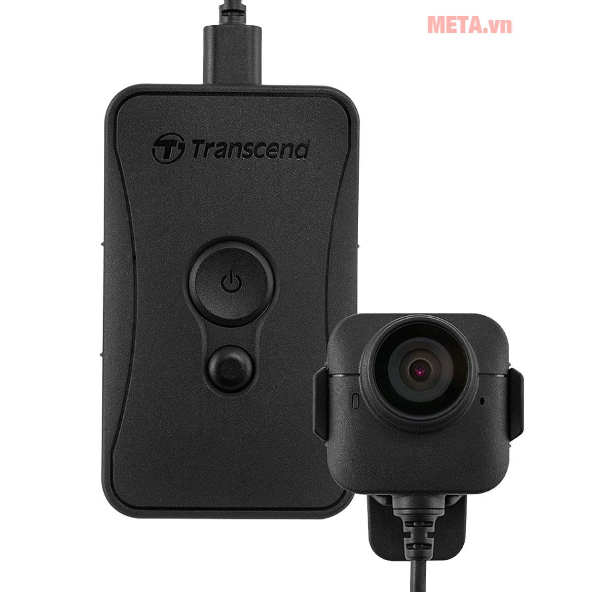 Camera Body Transcend có dung lượng pin lớn