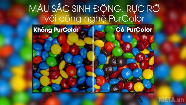 Công nghệ Pur Color