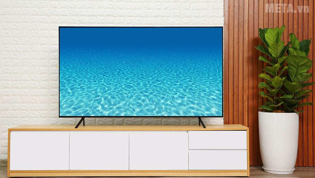 Thiết kế tivi hiện đại tinh tế