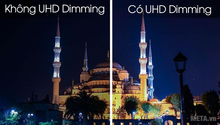 Công nghệ UHD Dimming
