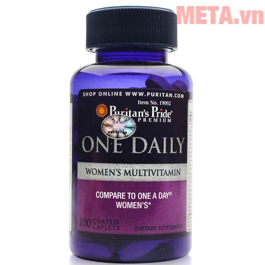 Vitamin One Daily Women's Multivitamin