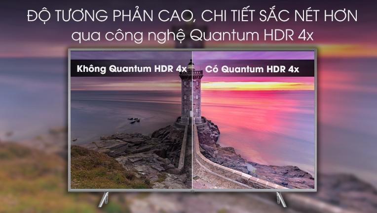 Công nghệ Quantum HDR