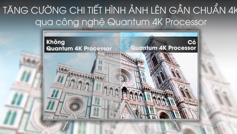 Công nghệ Quantum 4K Processor