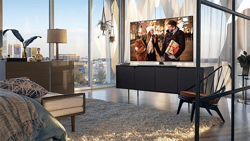 Tivi màn hình phẳng sử dụng cho mọi không gian