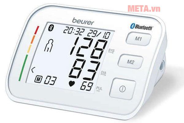 Máy đo huyết áp bắp tay sử dụng cho gia đình