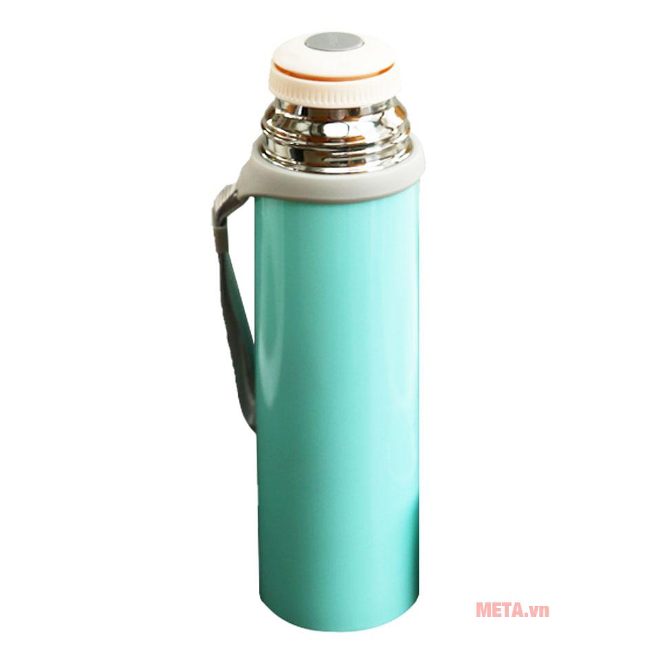 Bình giữ nhiệt La fonte 180701 được làm bằng inox 304