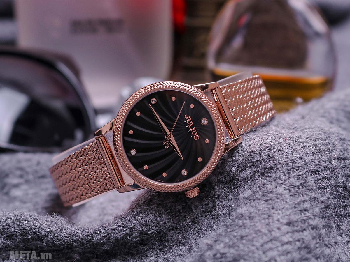 Đồng hồ nữ Julius JA-1219 thiết kế thời trang