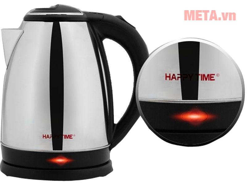 Ấm đun siêu tốc giúp làm nóng nước nhanh hơn để pha trà, pha sữa