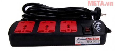 Ổ cắm điện APE-OC5-3R