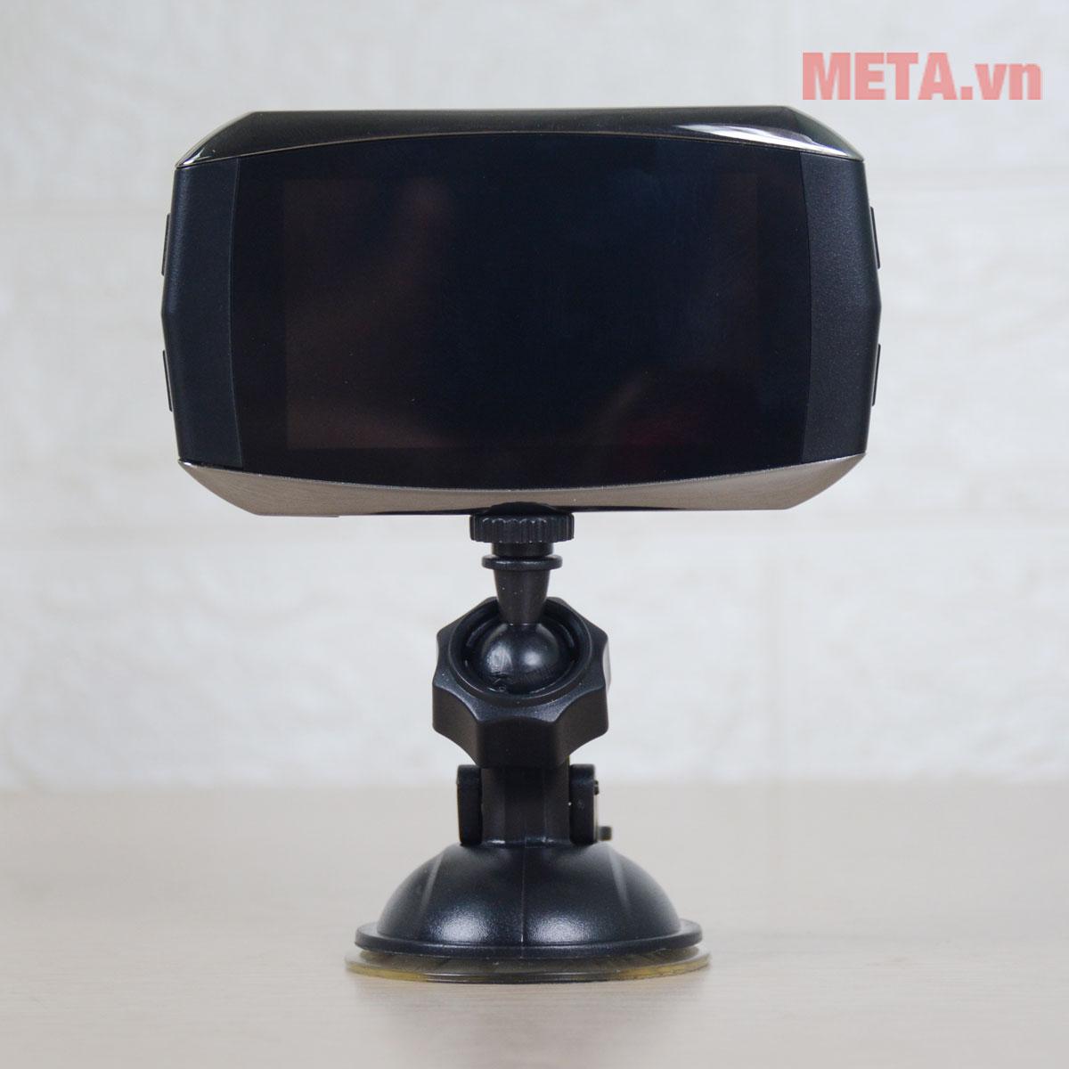 Thiết kế camera hành trình VietMap X9S nhỏ gọn, lắp đặt dễ dàng