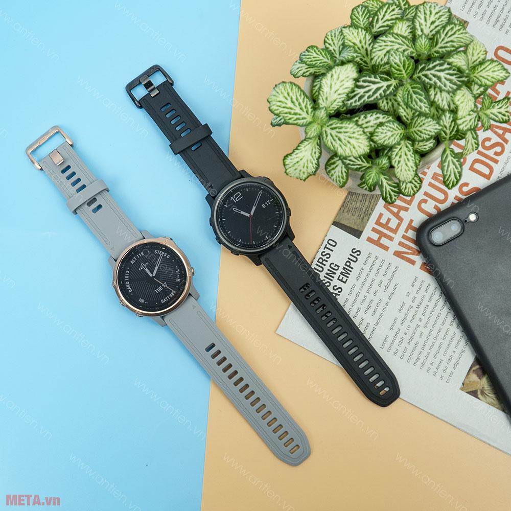 Đồng hồ Garmin Fenix 6S hỗ trợ chơi các môn thể thao