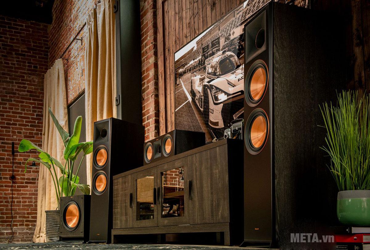 Loa karaoke Klipsch RP-6000F