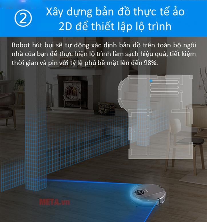 Robot lau nhà