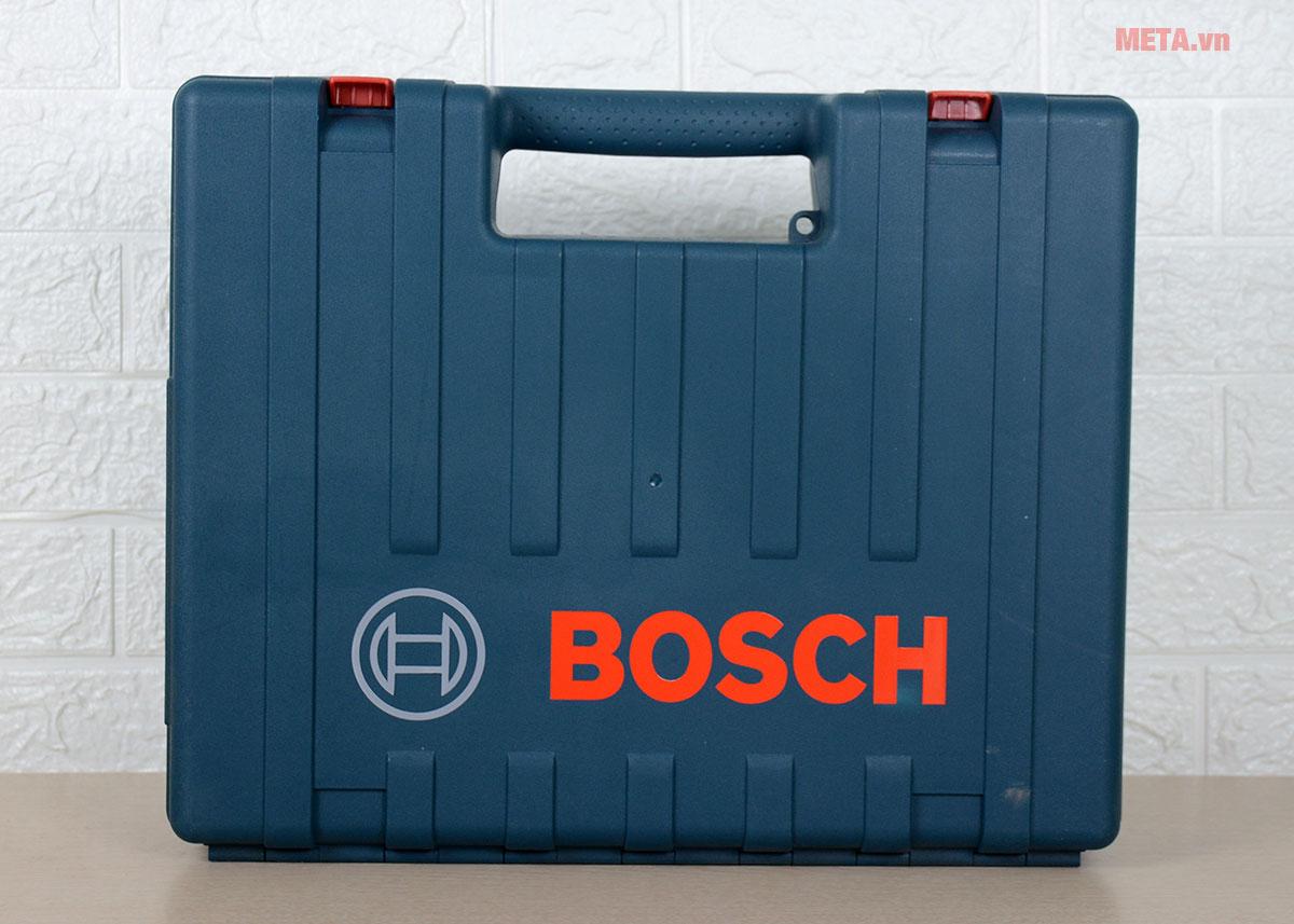 Máy khoan búa Bosch GBH 2-28 DFV thiết kế chống rung, giảm mỏi tay khi sử dụng.