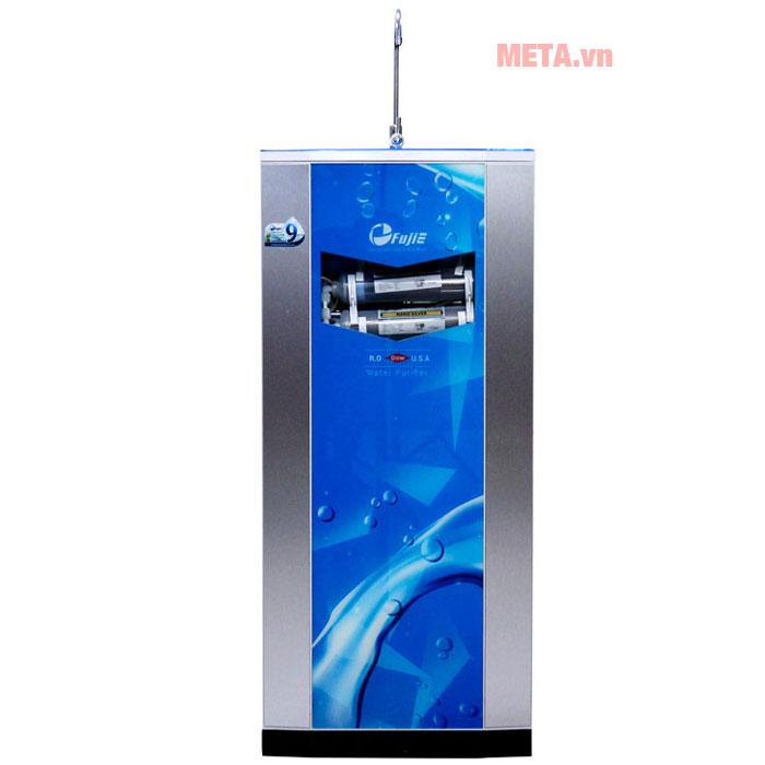Nước sau khi xử lý có thể sử dụng ngay tại vòi