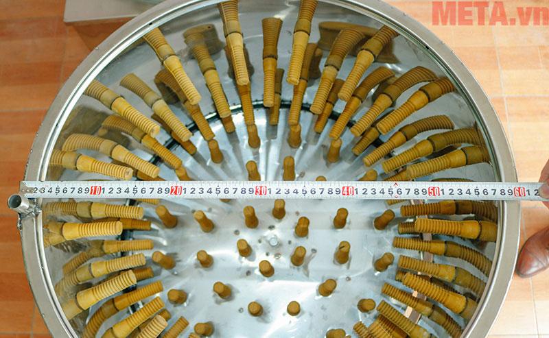 Máy vặt lông gà vịt hàng Việt Nam