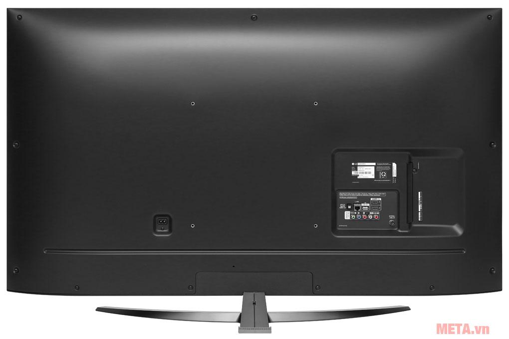 Mặt sau của TV