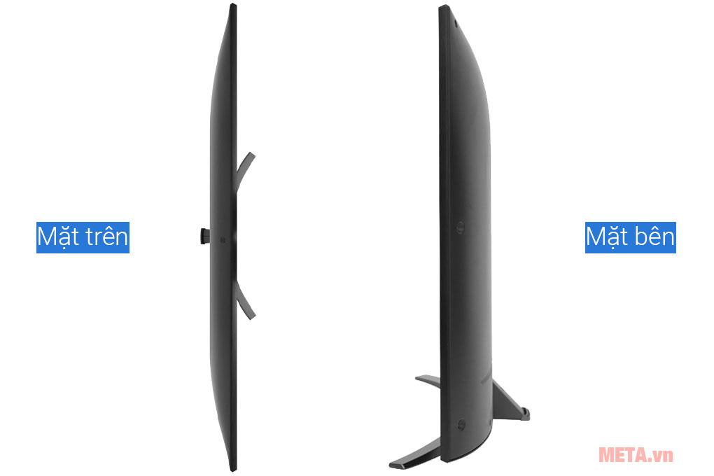 Thiết kế viền siêu mỏng chỉ 0.5cm