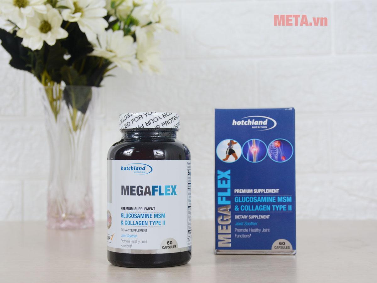 Viên uống bổ xương khớp MegaFlex