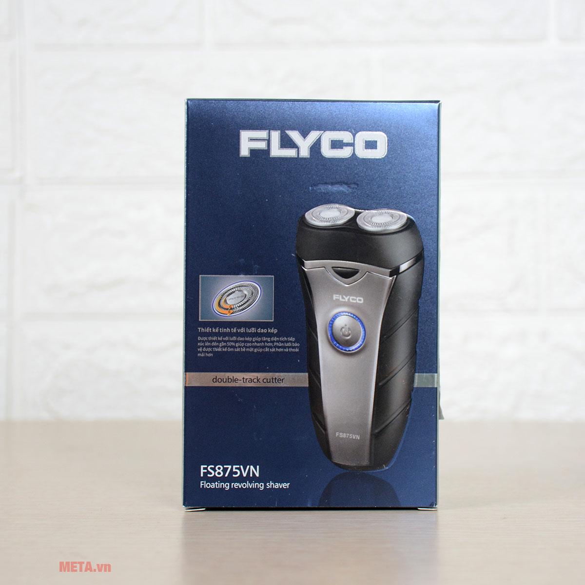 Hình ảnh máy cạo râu Flyco FS-875VN
