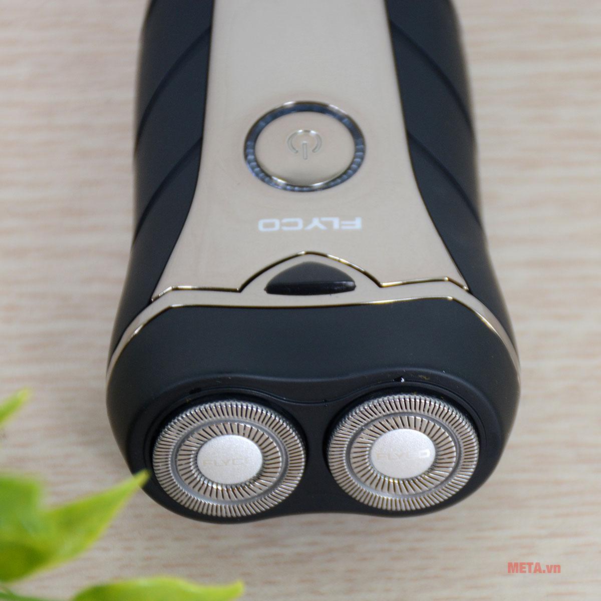 Máy cạo râu Flyco FS-875VN có khả năng chống nước