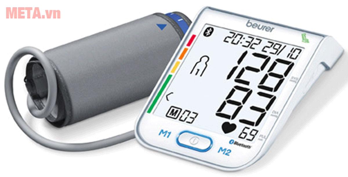 Máy đo huyết áp Beurer BM77