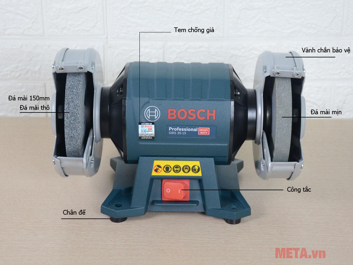 Bosch GBG 35-15