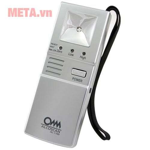 Máy đo nồng độ cồn không dùng ống thổi tiện dụng