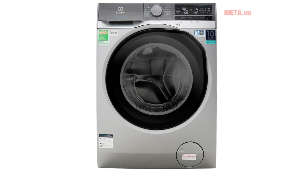 Máy giặt cửa trước Electrolux trang bị nhiều tính năng hiện đại