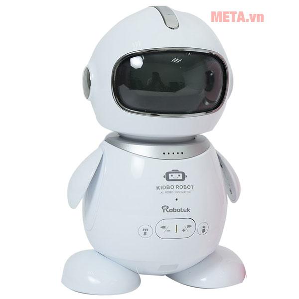 Robot tương tác học tập, vui chơi thông minh Robotek