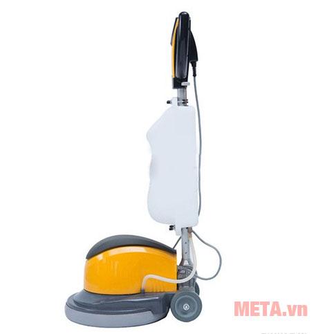 Công suất máy chà sàn đơn giặt thảm Supper Clean BD2A