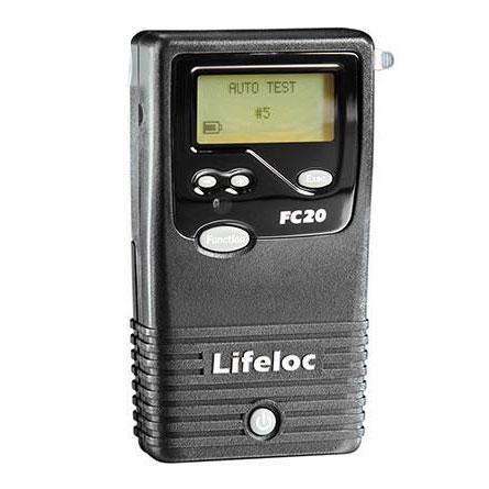 Máy đo nồng độ cồn Lifeloc FC20