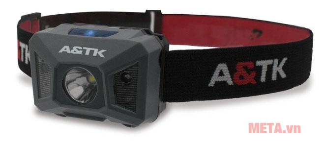 Hình ảnh đèn pin đội đầu 3.7V A&TK HNK-001