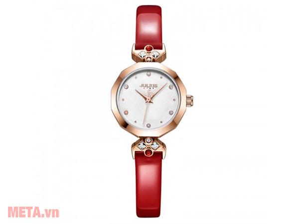 Đồng hồ dây da nữ