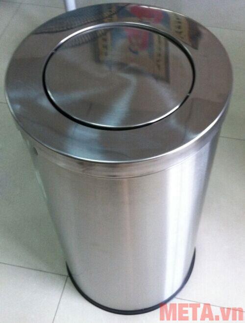 Thùng rác inox GEV A35-P