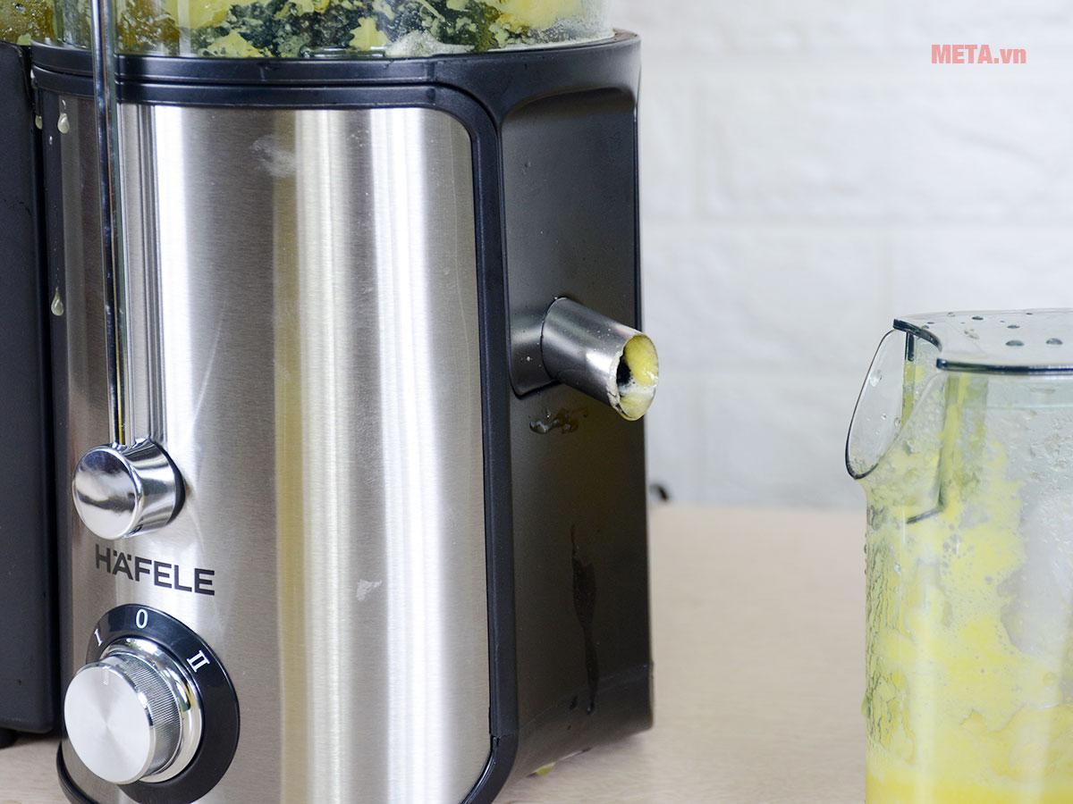 Vòi ra nước ép của máy ép trái cây