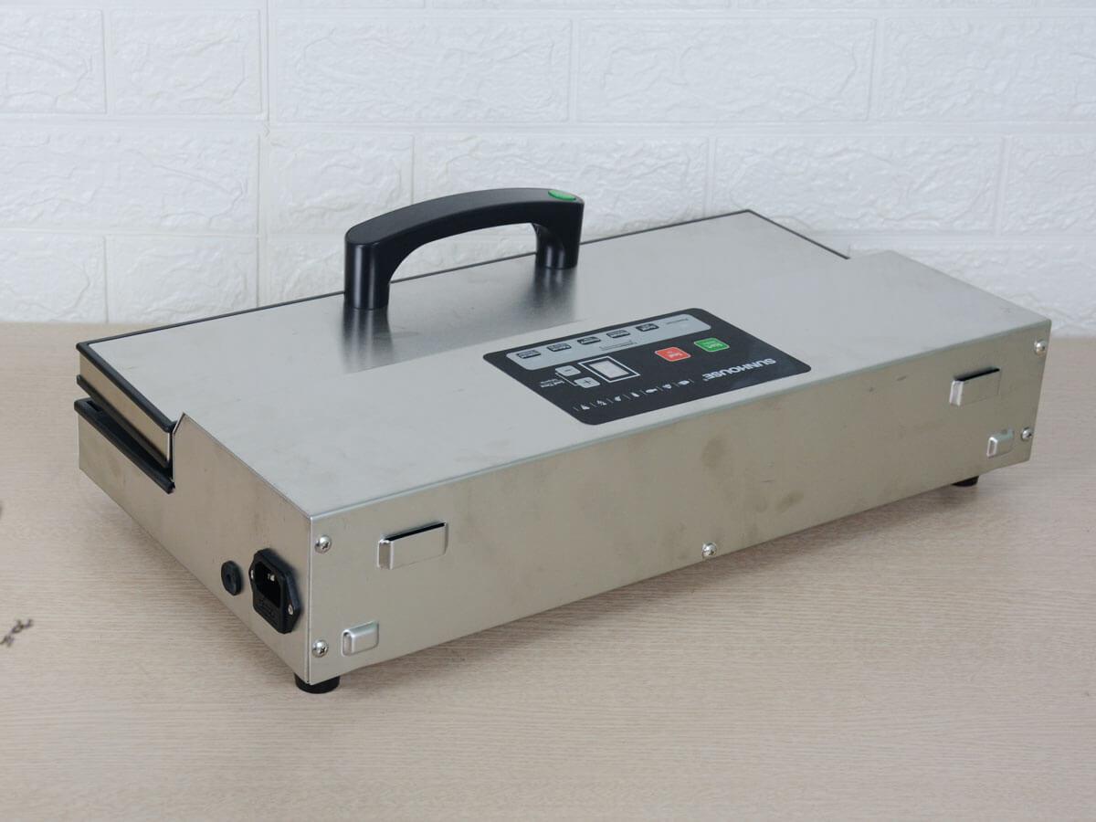 Máy hút chân không Sunhouse SHD5855 phù hợp với nhiều loại bao bì
