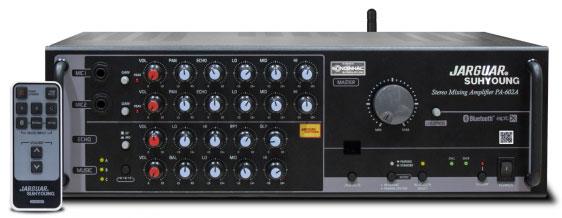 AMPLY âm thanh dễ dàng kết nối với các thiết bị hát karaoke