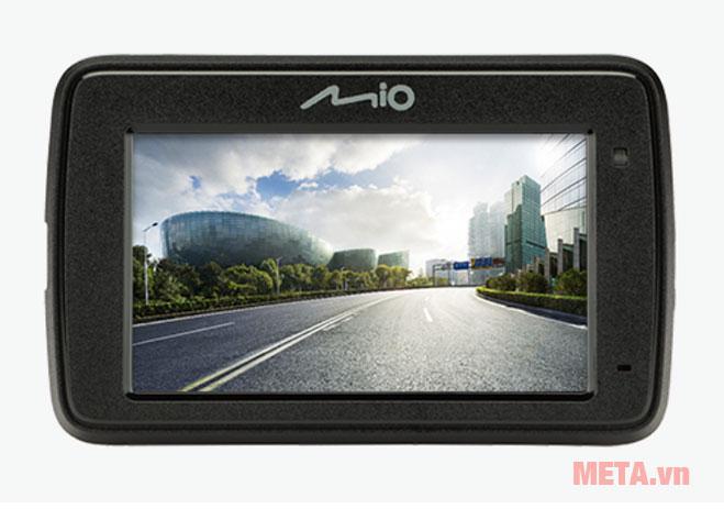 Camera hành trình Mio MiVue 733 cho hình ảnh Full HD