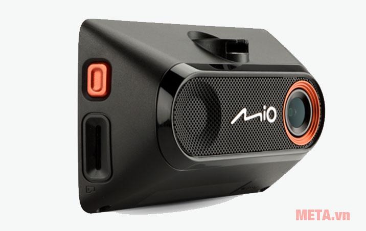 Camera hành trình Mio MiVue 785 có góc nhìn rộng 130o