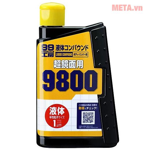 Liquid Compound #9800 Set Soft99