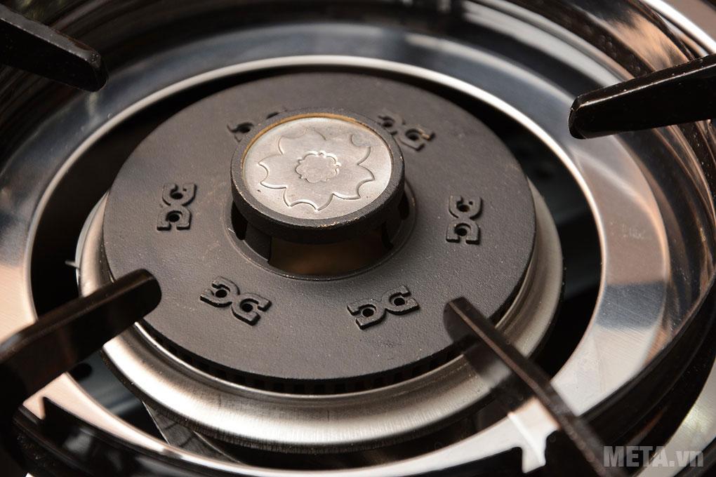 Đầu đốt bằng đồng thau cho ngọn lửa xanh, tiết kiệm gas