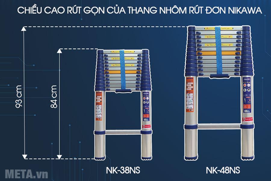 Thang rút NK-38NS