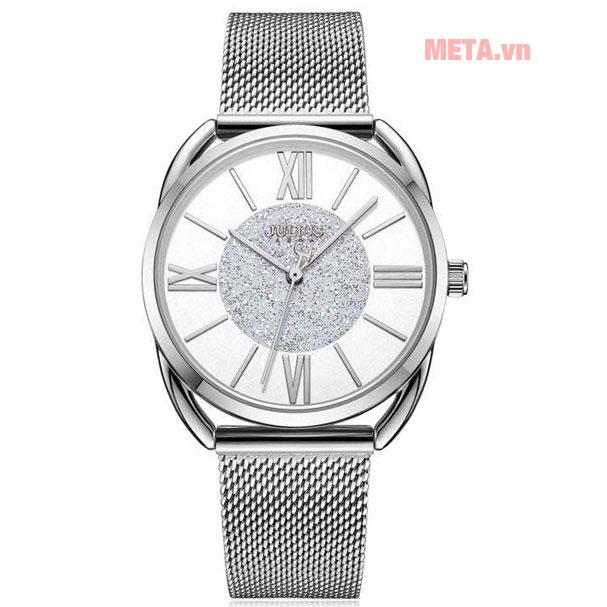 Đồng hồ nữ dây bạc