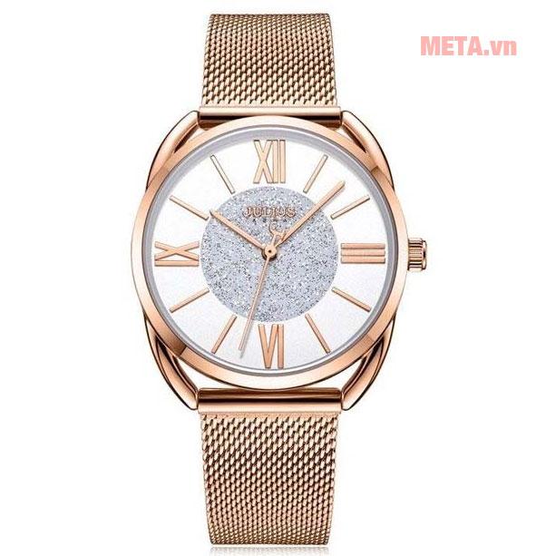 Đồng hồ nữ dây đồng