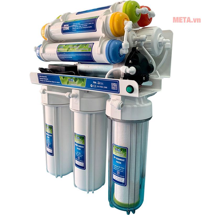 Máy lọc nước RO không có tủ