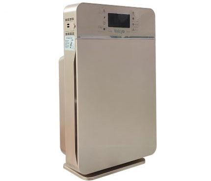 Máy lọc không khí gia đình giúp loại bỏ bụi bẩn, vi khuẩn